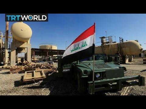 Iraq holds fifth oil field auction since 2009 | Money Talks