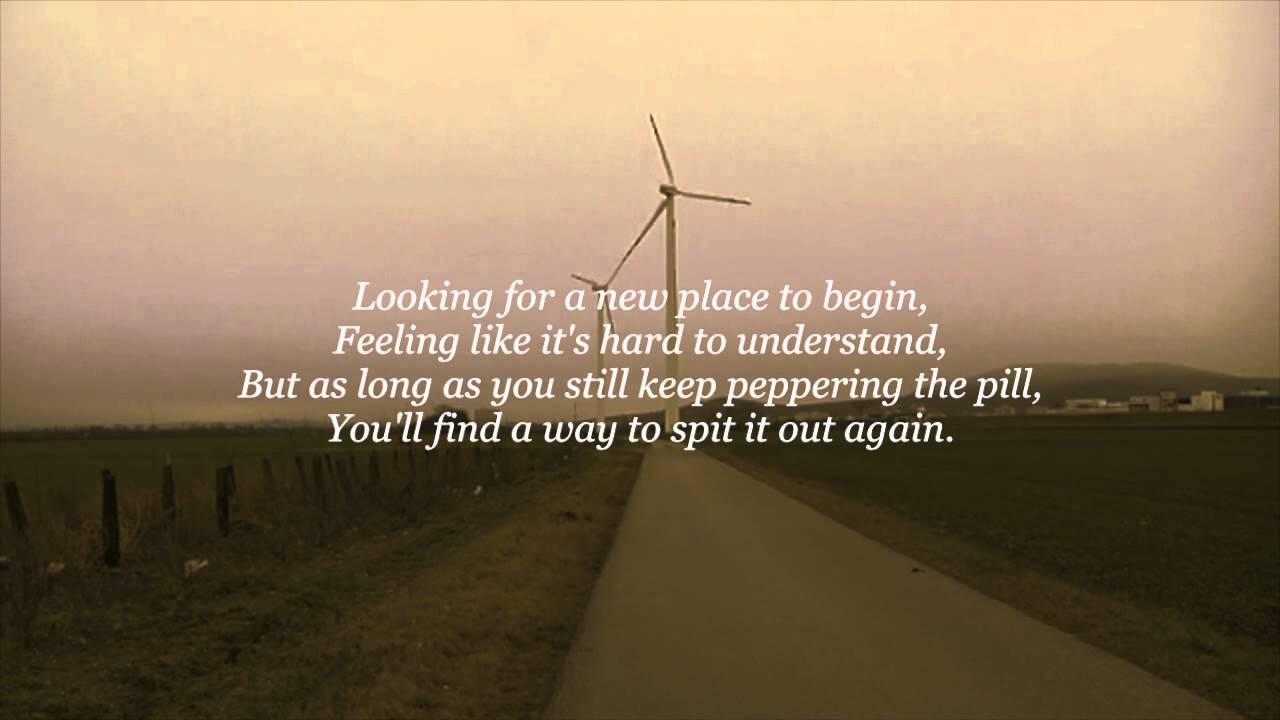 Alex Turner It S Hard To Get Around The Wind Lyrics Youtube