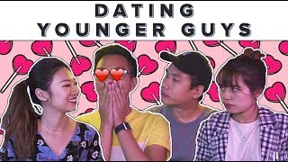 Dating Younger Guys | ZULA ChickChats: EP 62