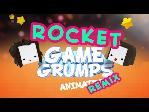 Game Grumps Animated: Rocket Grumps! (CHETREO REMIX) - Pixlpit Animations