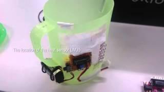 automatic water heater arm cortex m0 richard