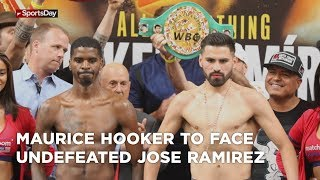 Maurice Hooker to face undefeated Jose Ramirez in unification title fight at UT-Arlington