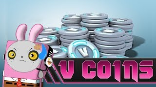 ARE FORTNITE'S V COINS THE WORST?!