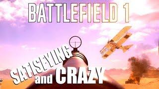 Battlefield 1 - Satisfying and crazy kills