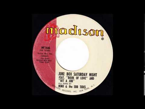 Nino & The Ebb Tides – Juke Box Saturday Night / (Someday) I'll Fall In Love-1961   Madison 166