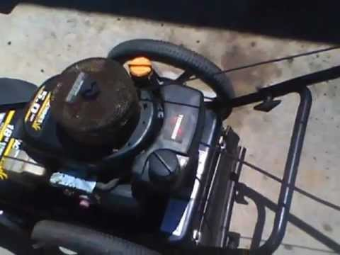 Yard Machine High Wheel Trimmer w/ Techumseh Engine