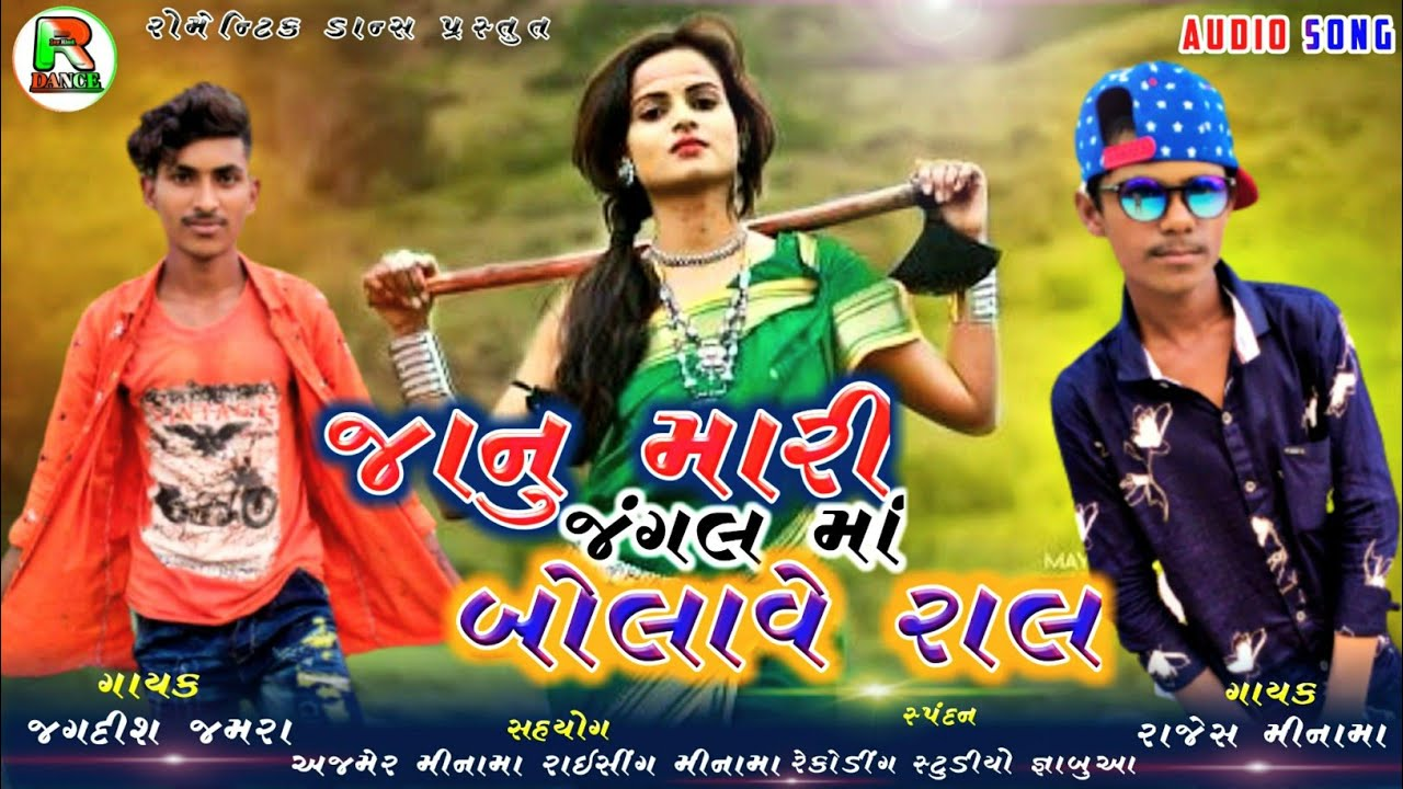 Janu Mari Jungle Ma Bolave Ral // Rajesh Minama Jagdish Jamra // New DJ Remix Timli Gafuli Song