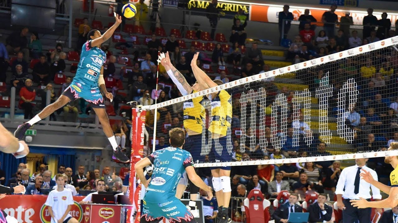 Is Wilfredo Leon the Best Player in Volleyball History? (HD)