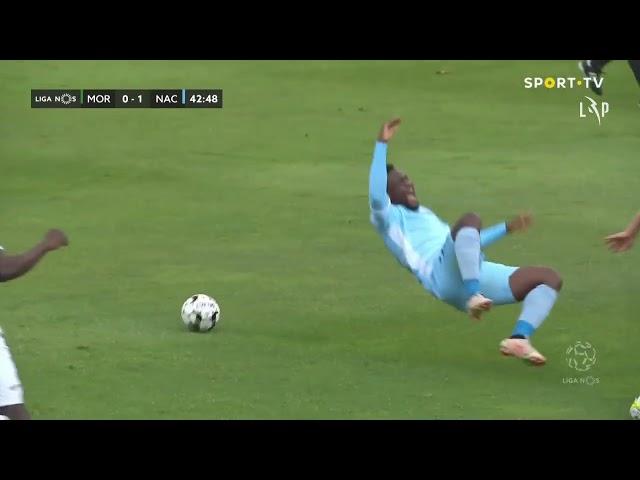 Goal | Golo Filipe Soares: Moreirense 0-(1) CD Nacional (Liga 20/21 #31)