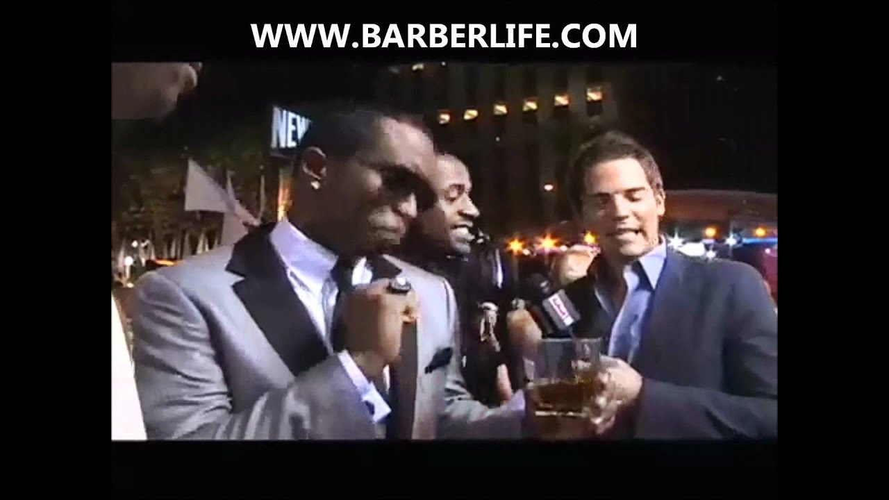 New Music Diddy Cut Celebrity Hairstylescelebrity Barbers