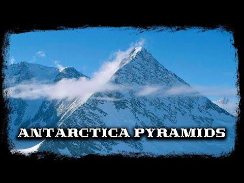 Antarctica pyramids