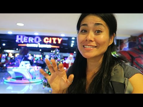 AMAZING SHOPPING MALL IN BANGKOK | 群僑商業中心