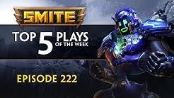 SMITE - Top 5 Plays - #222