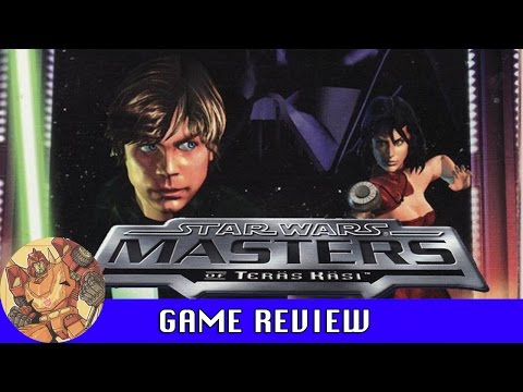 Star Wars Masters of Teräs Käsi (PS1) Game Review