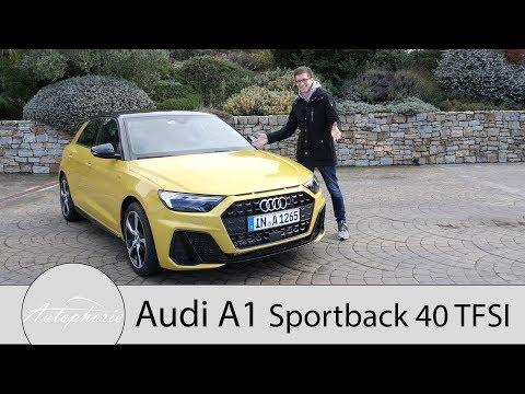 2018 Audi A1 Sportback 40 TFSI Fahrbericht / Wie viel Premium steckt wirklich drin? - Autophorie