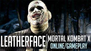 Mortal Kombat X - Gameplay - Leatherface - LegendOfGamer