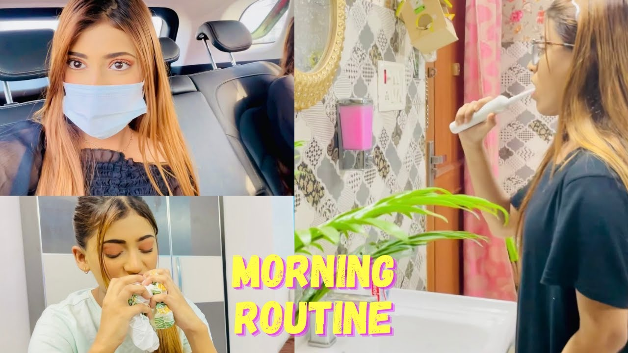 My Morning Routine | A Day In My Life | SAMREEN ALI VLOGS
