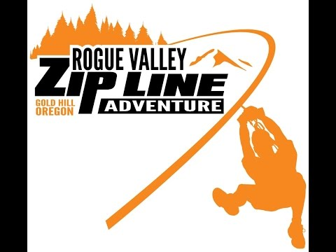 Rogue Valley Zip Line Adventure Southern Oregon