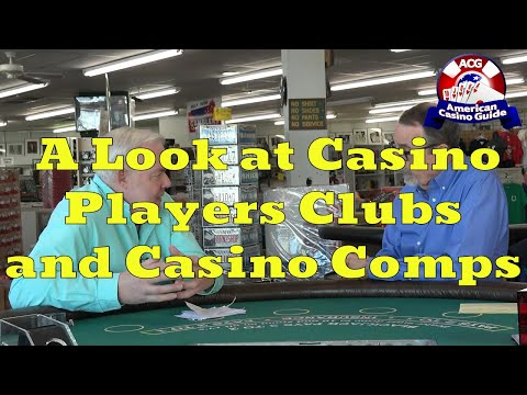 A Look at Players Clubs and Casino Comps with Darryl McEwen