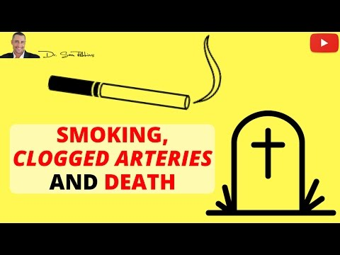 💔-smoking,-clogged-arteries-and-death---scary-facts-about-smoking---by-dr-sam-robbins