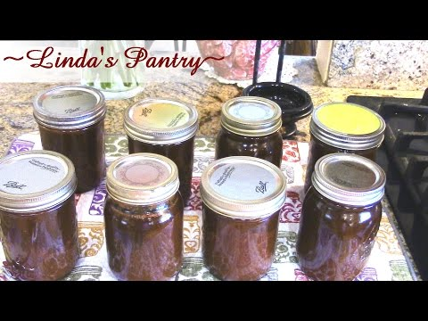~Canning Enchilada Sauce With Linda's Pantry~