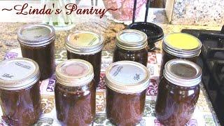 ~Canning Enchilada Sauce With Linda's Pantry~