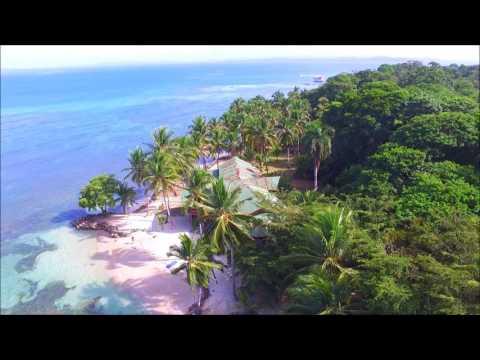 Playa Carenero, Bocas del Toro
