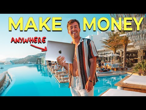 I Started an Online Business and Made $100,000 While Traveli