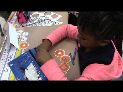 Wicomico County Students Getting Early Life Business Lessons