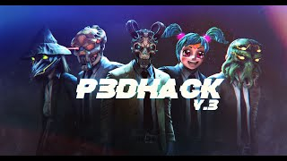 PAYDAY 2: How To Get A MOD MENU (P3DHack V3)