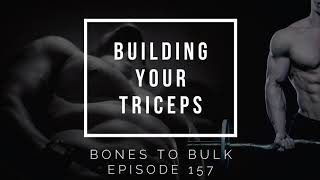 Building Your Triceps