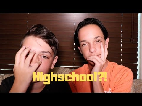 We're Quitting High School?!?! (With Greiner)