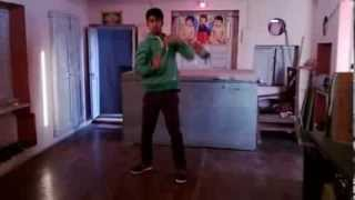 ULTIMATE Dubstep Dance Skills | AMAN DUBSTEPER | ON Ellie Goulding.!!