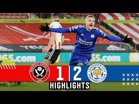 Sheffield Utd Leicester Goals And Highlights