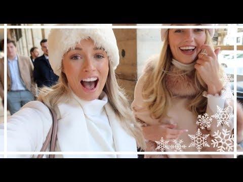 A CHRISTMAS TRIP TO PARIS 💫 #FestiveOutfitDiaries