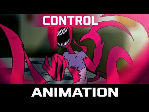 (+13) (SEIZURE WARNING)Glitchtale-control-animation