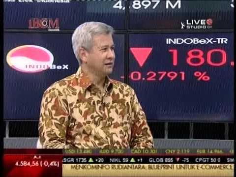 Rencana Bisnis Bank Mandiri - Talkshow Pemenang ARA 2014 (IBCM Channel)