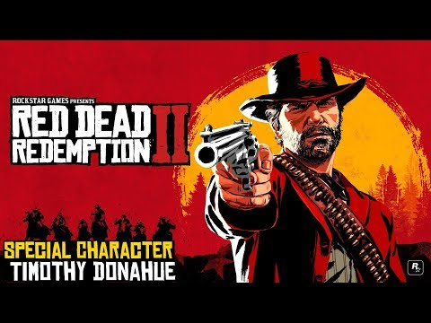 Red Dead Redemption 2 ★ Special Character: Timothy Donahue [ Location Guide ]