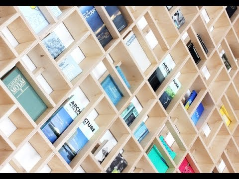 Plywood Bookshelf V03 By DontDIY