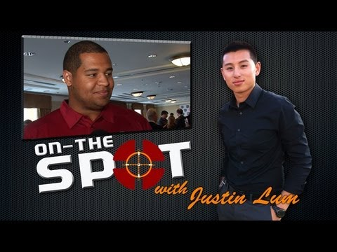 David Yankey - Stanford OT - On-the-Spot interview w/ Justin Lum