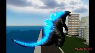 Roblox Kaiju online! (New updates,New GUI,New stats,New godzilla2019 model coming soon)