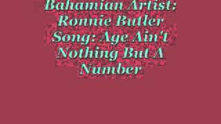 Ronnie Butler ft. Count Bernadino-Age aint nothin but a number