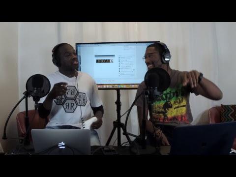 Urban X Podcast 007: The Crucifixion of Kanye West, Slavery, #MuteRKelly