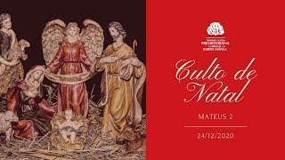 Culto de Natal 2020