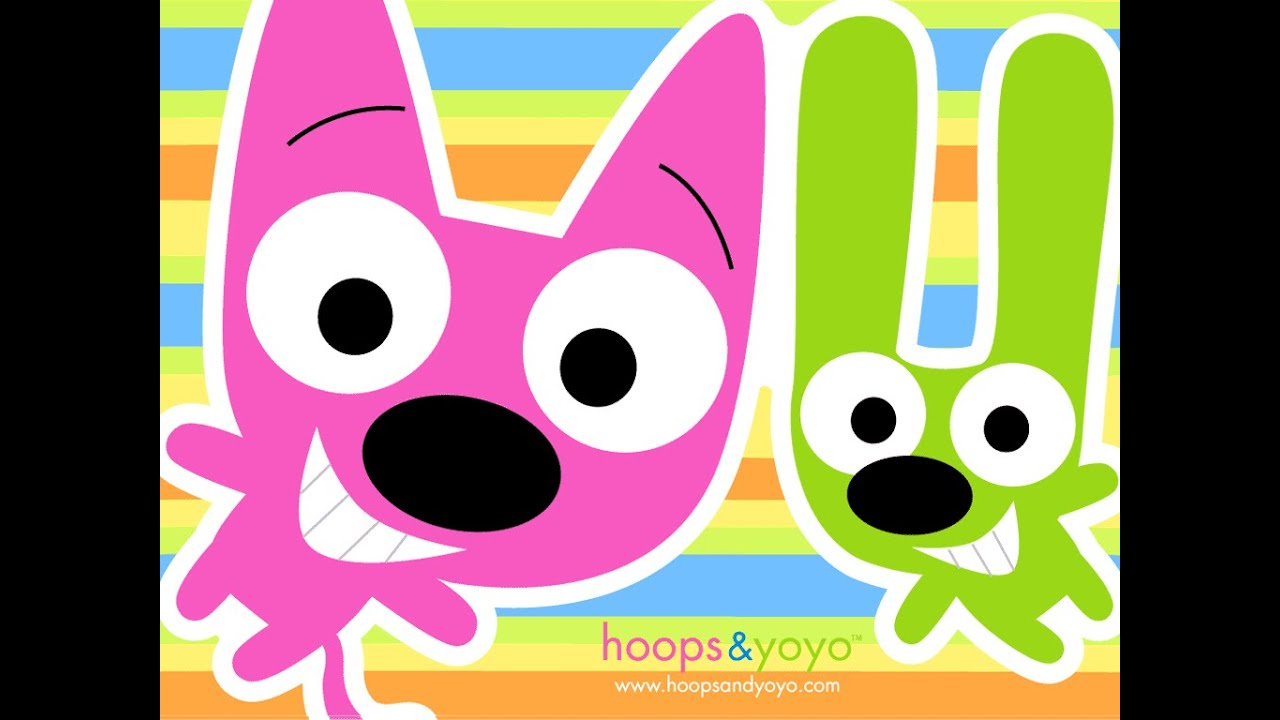Hoops Yoyo Hallmark Greetings Card
