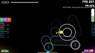 FGSky | Linked Horizon - Shinzou O Sasageyo! [TV Size] [Titan] +EZHDDT 99.51% {462pp FC} - Osu!