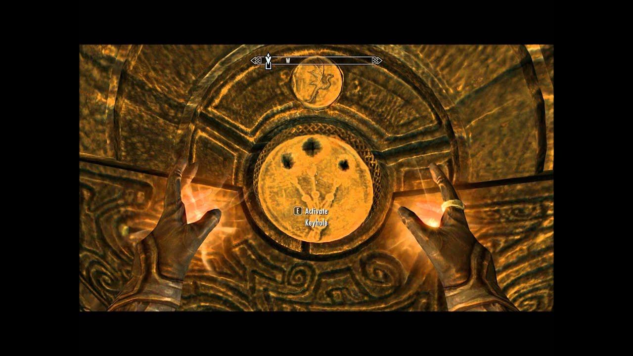 & Skyrim: Folgunthur Door - YouTube