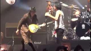 The libertines Live Paris 2014