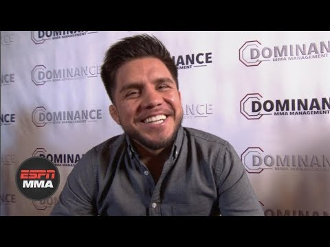 Henry Cejudo talks 'stressful' two-division UFC title reign: 135 is 'more appetizing to me'