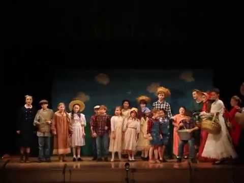Ice Cream - Anne of Green Gables - The Spotlight Kids Company